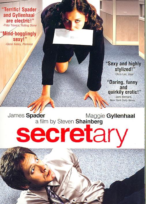 SECRETARY BY SPADER,JAMES (DVD)